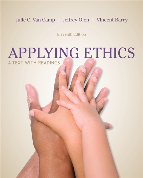 Applying Ethics : A Text with Readings