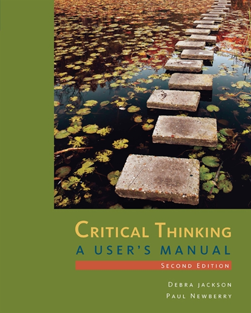Critical Thinking : A User's Manual