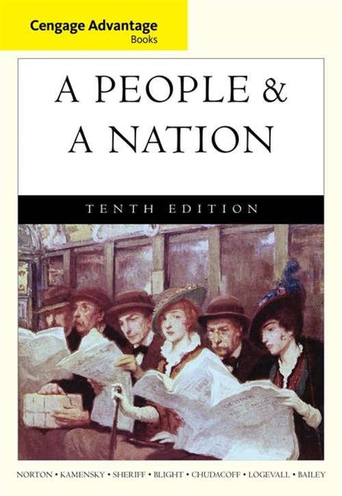 Cengage Advantage Books: A People and a Nation : A History of the  United States
