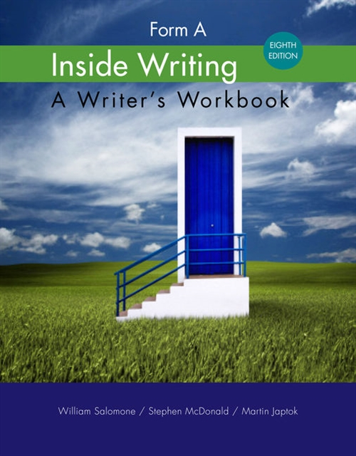 Inside Writing : Form A