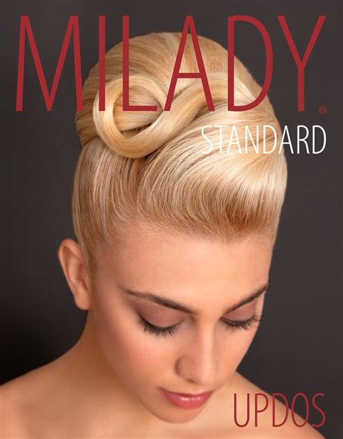 Milady Standard Updos, Spiral bound
