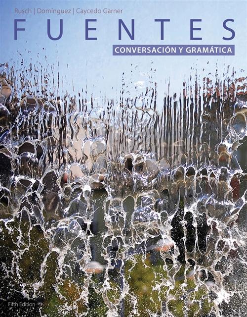 SAM for Rusch's Fuentes: Conversación y gramatica, 5th