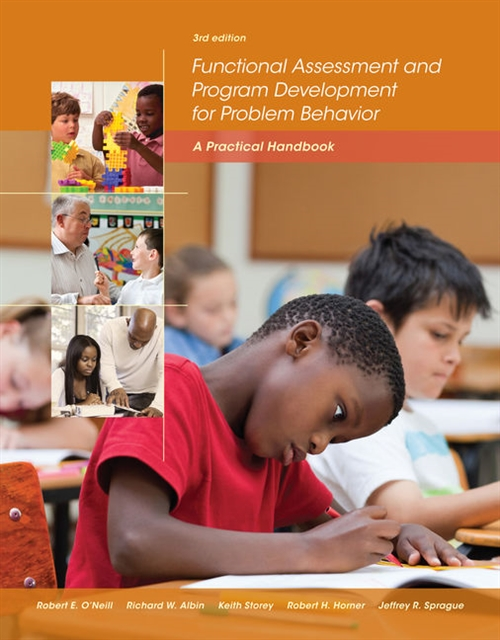 Functional Assessment and Program Development for Problem Behavior : A  Practical Handbook