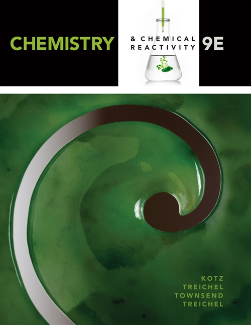 Study Guide for Kotz/Treichel/Townsend's Chemistry & Chemical  Reactivity, 9th