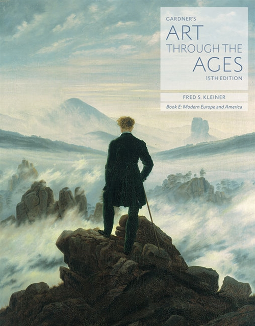 Gardner's Art through the Ages : Backpack Edition, Book E: Modern  Europe and America