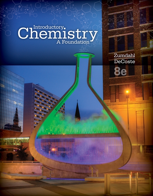 Lab Manual for Zumdahl/DeCoste's Introductory Chemistry: A Foundation,  8th