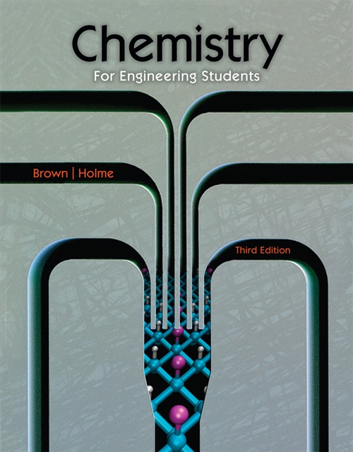 Student Solutions Manual with Study Guide for Brown/Holme's Chemistry  for Engineering Students, 3rd