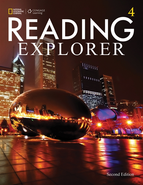 Reading Explorer - Level 4: Student Book ONLY (2nd ed)