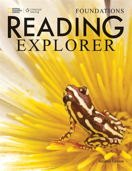 Reading Explorer - Foundations: Student Book ONLY (2nd ed)
