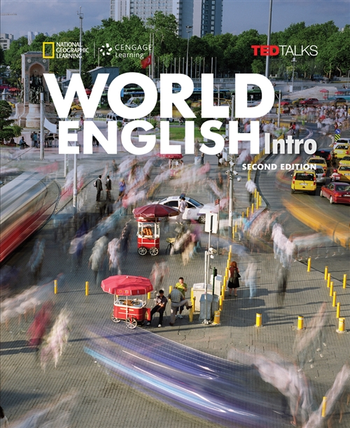 World English with TED Talks Intro - Beginner Student Book with CD ROM (2nd Edition)