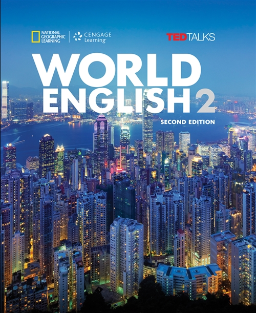 World English with TED Talks 2 - Pre Intermediate Student Book + CD ROM (2nd Edition)