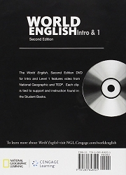 World English with TED Talks Intro & Level 1 DVD (2nd edition)