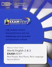 World English with TED Talks Level 2 & 3 ExamView (2nd edition)
