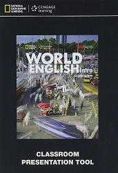 World English with TED Talks 1 - Intro - Classroom Presentation Tool (2nd ed)