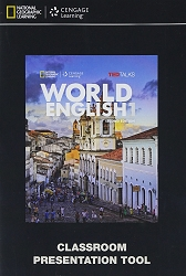 World English with TED Talks 1 - High Beginner - Classroom Presentation Tool (2nd ed)