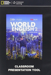 World English with TED Talks 2 - Pre Intermediate - Classroom Presentation Tool (2nd ed)