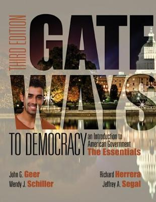 Gateways to Democracy : The Essentials (with MindTap Political Science,  1 term (6 months) Printed Access Card)