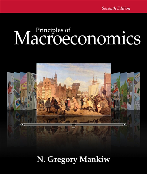 Study Guide for Mankiw's Principles of Macroeconomics, 7th