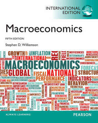 Macroeconomics 5th International Edition