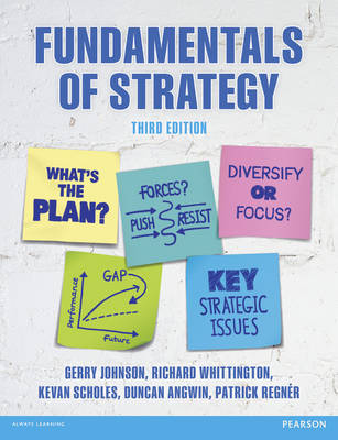 Fundamentals of Strategy 3rd Edition