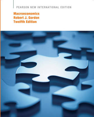 Macroeconomics, Pearson New International Edition