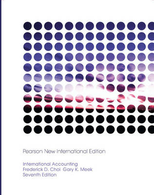 International Accounting New International 7th Edition