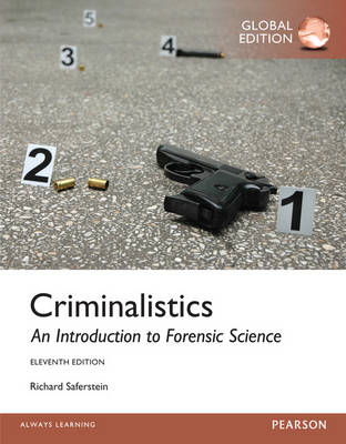 Criminalistics: An Introduction to Forensic Science, Global Edition