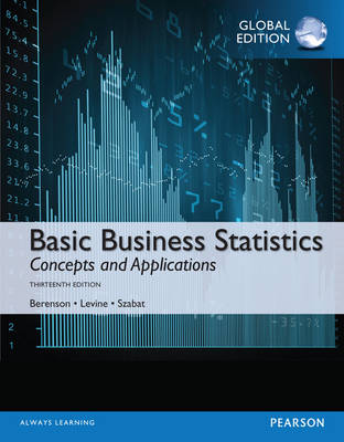 Basic Business Statistics, Global Edition