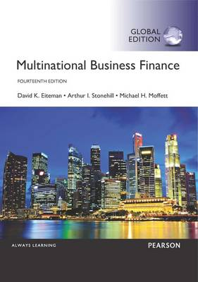 Multinational Business Finance Global Edition
