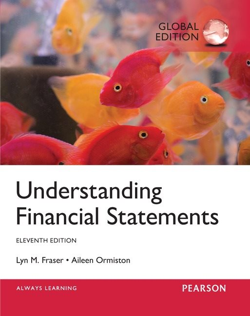 Understanding Financial Statements, Global Edition