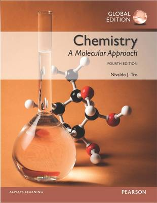 Chemistry: A Molecular Approach, Global Edition