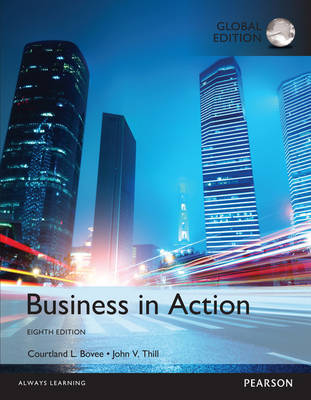 Business in Action, Global Edition