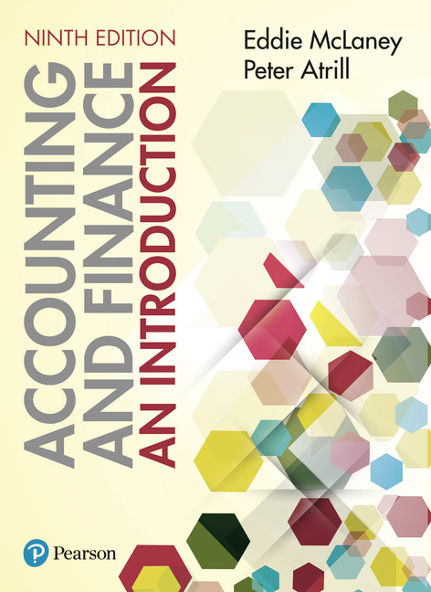 Accounting and Finance: An Introduction