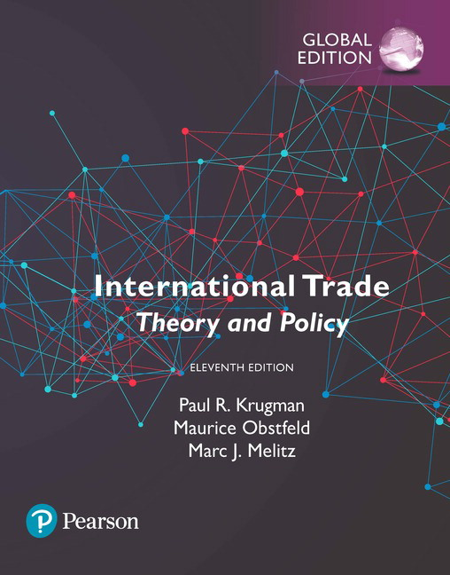 International Trade: Theory and Policy, Global Edition