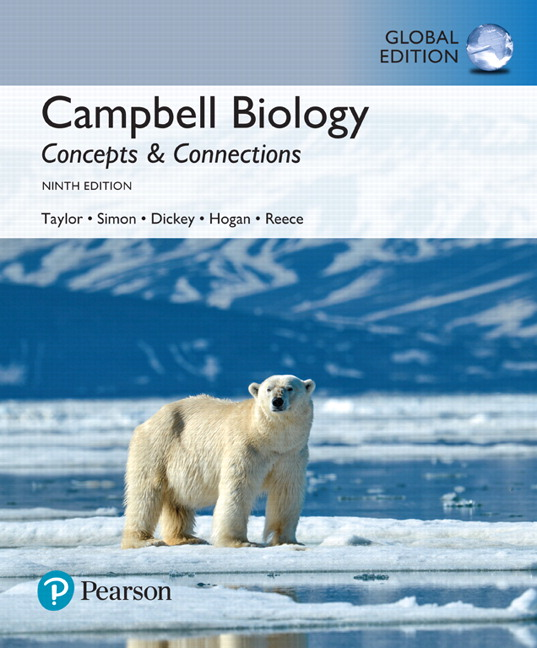 Campbell Biology: Concepts & Connections, Global Edition