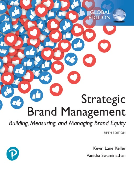 Strategic Brand Management, Global Edition