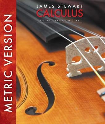 Calculus, International Metric Edition