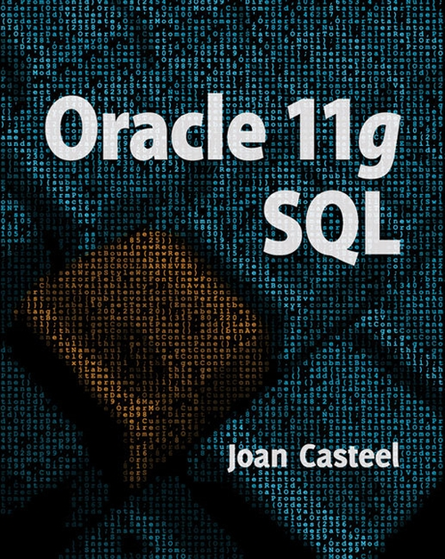 Oracle 11G : SQL (Book Only)