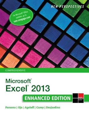 New Perspectives on Microsoft© Excel© 2013, Comprehensive Enhanced  Edition