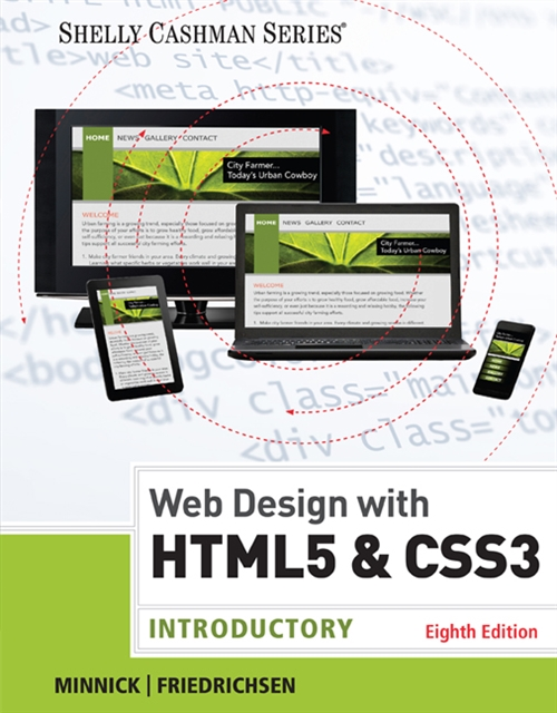 Web Design with HTML & CSS3 : Introductory