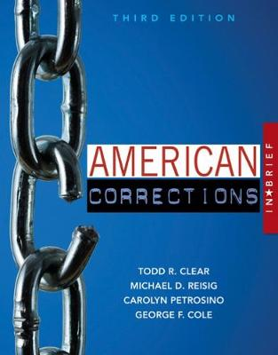 American Corrections in Brief 3rd Ed