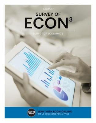 Survey of ECON (with Survey of ECON Online, 1 term (6 months) Printed  Access Card)