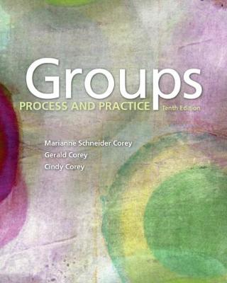 Groups : Process and Practice