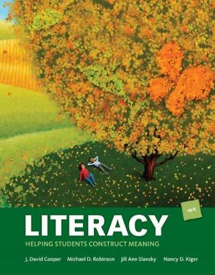 Literacy : Helping Students Construct Meaning