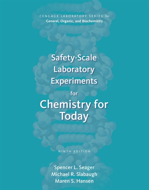 Safety-Scale Laboratory Experiments for Chemistry for Today
