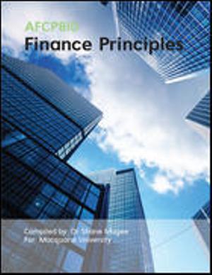Cust Finance Principles