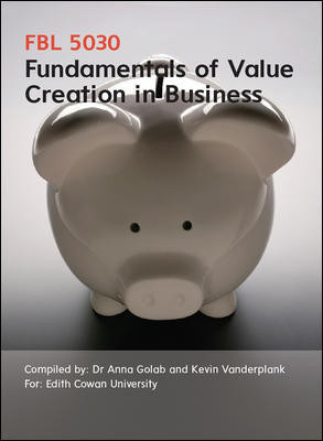 Fundamentals of Value Creation in Business (Custom Print)