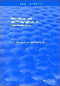 Mechanics and Thermodynamics of Biomembranes