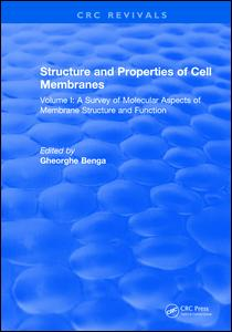 Structure and Properties of Cell Membrane Structure and Properties of Cell Membranes
