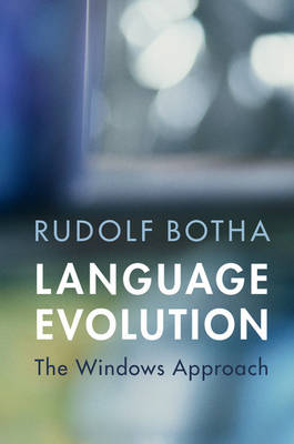 Language Evolution: The Windows Approach